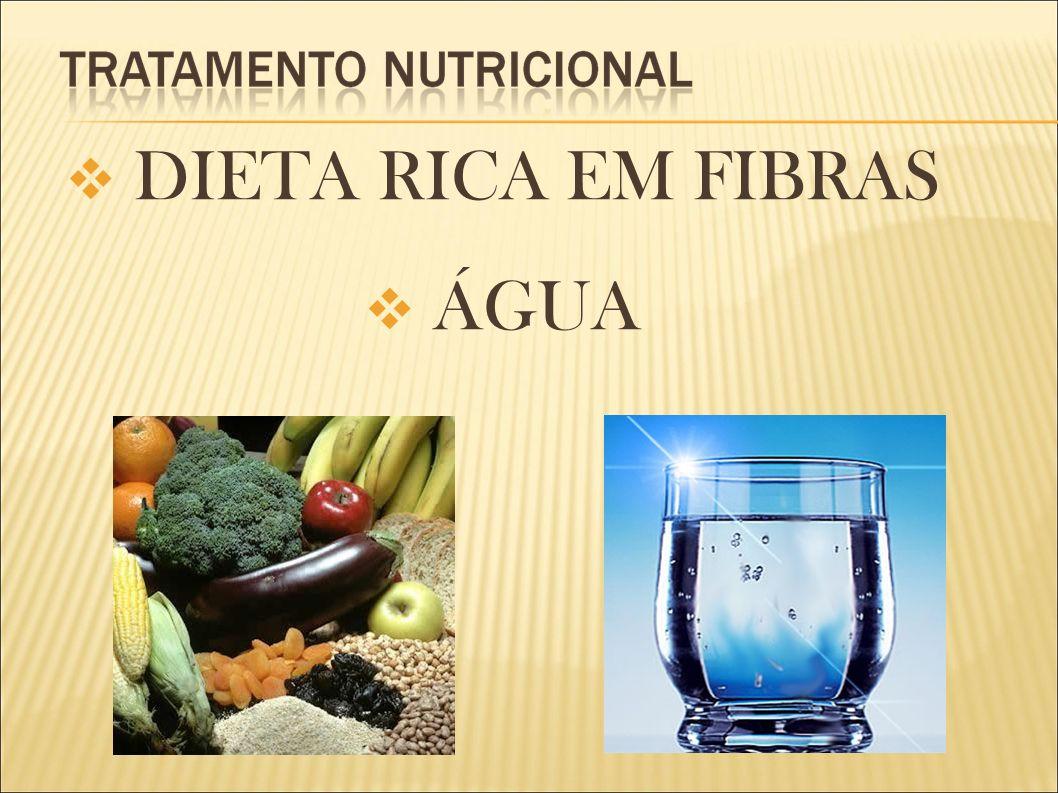 DIETA RICA EM FIBRAS ÁGUA 13