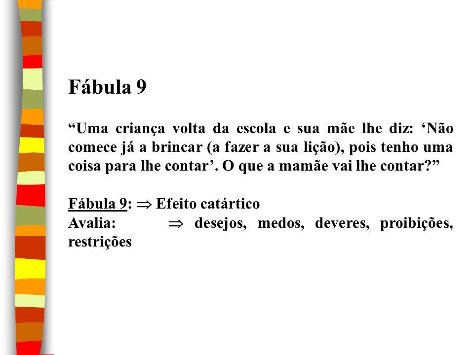 Fábula 9