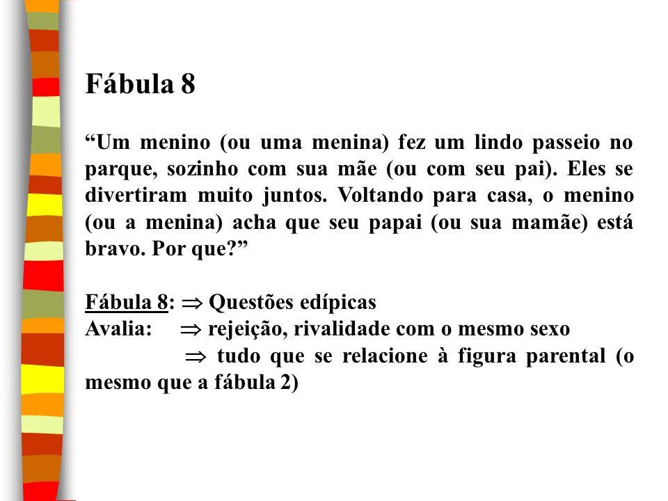 Fábula 8