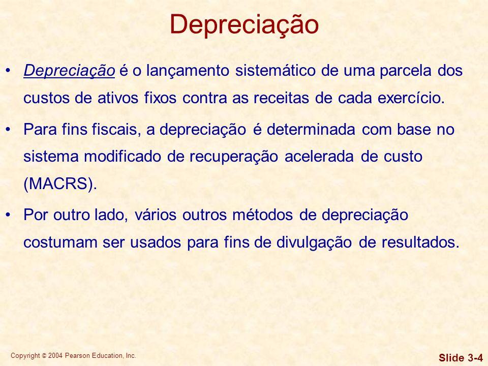 Depreciação Depreciação é o lançamento sistemático de uma parcela dos custos de ativos fixos contra as receitas de cada exercício.