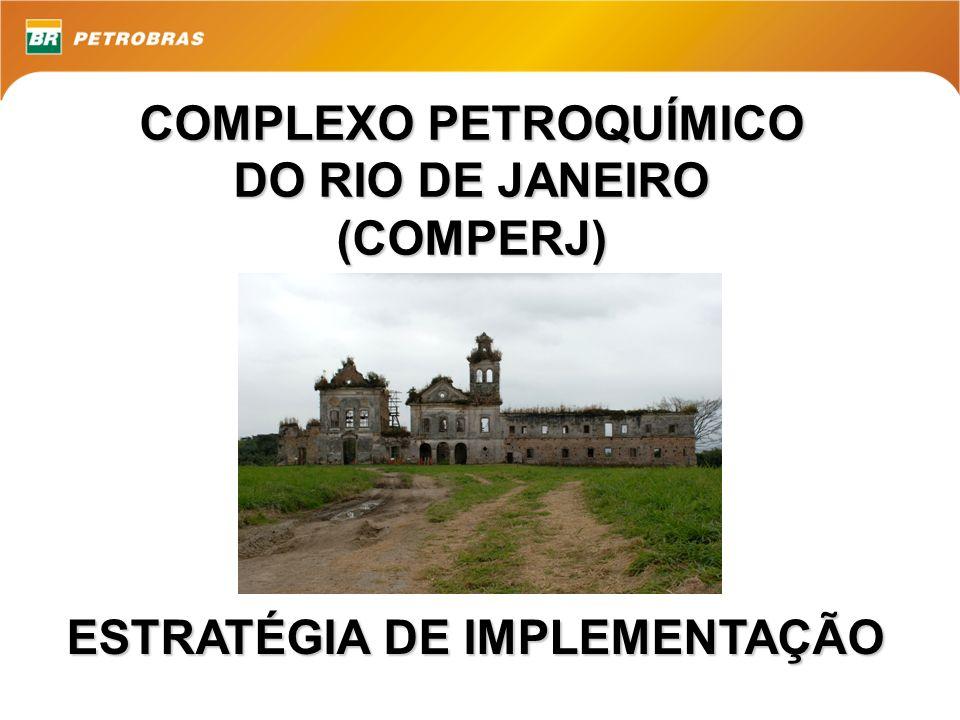 COMPLEXO PETROQUÍMICO DO RIO DE JANEIRO (COMPERJ)