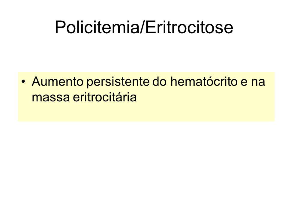 Policitemia/Eritrocitose