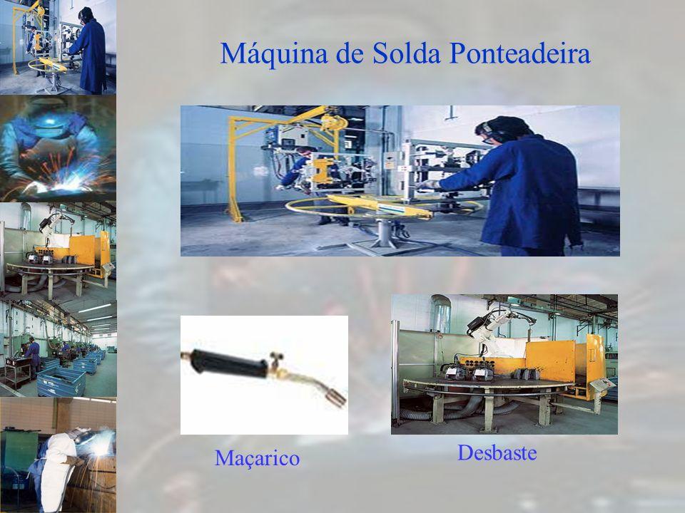 Máquina de Solda Ponteadeira