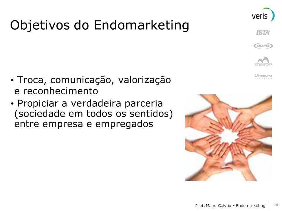 Objetivos do Endomarketing