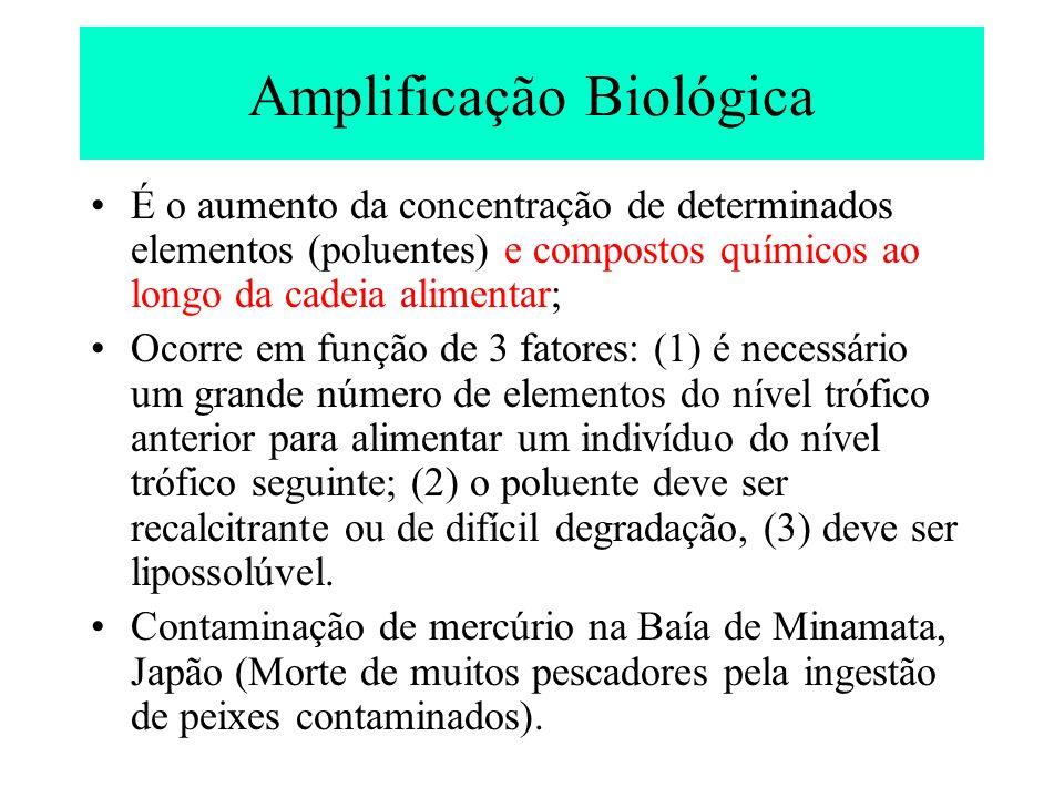 Amplificação Biológica
