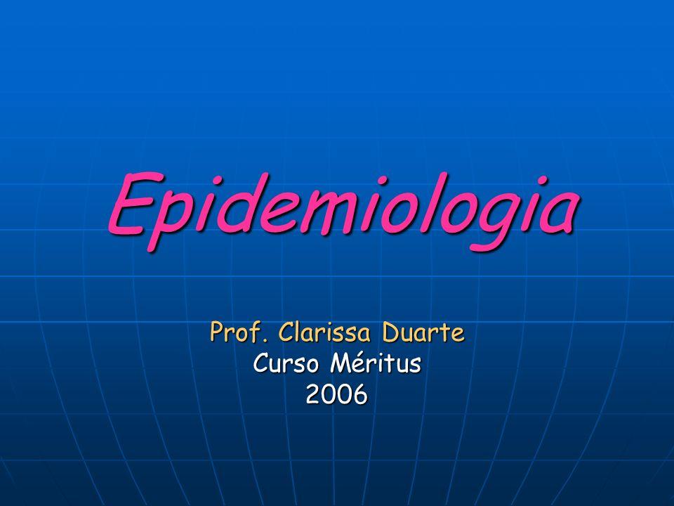 Prof. Clarissa Duarte Curso Méritus 2006