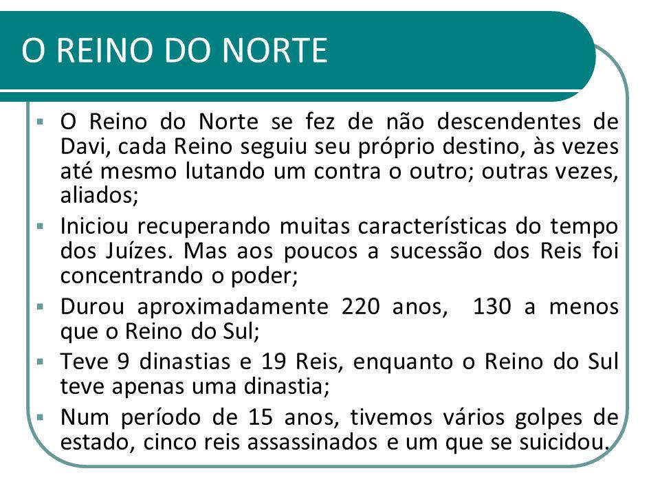 O REINO DO NORTE