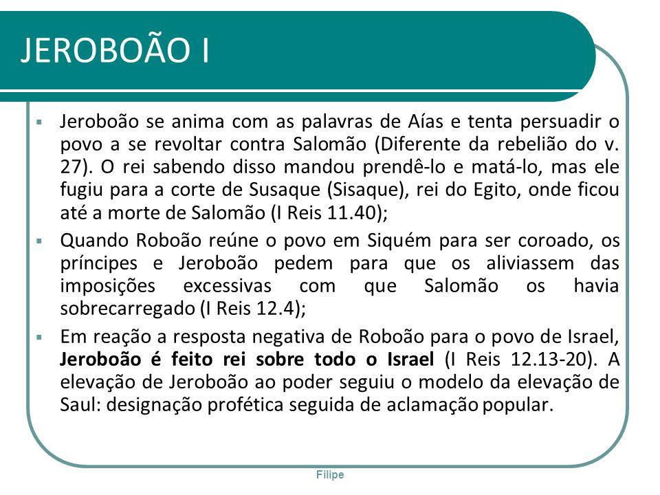 JEROBOÃO I
