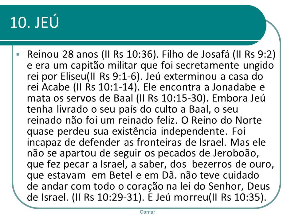 10. JEÚ
