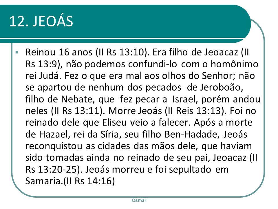 12. JEOÁS