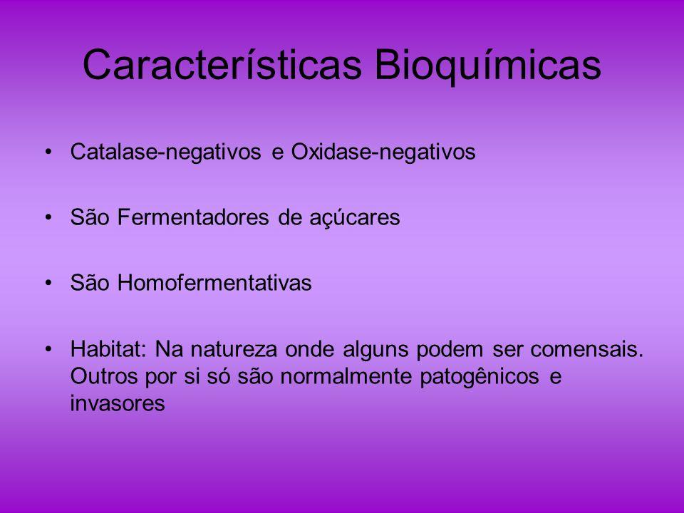 Características Bioquímicas