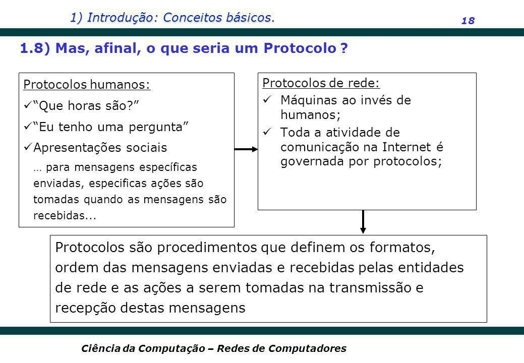 1.8) Mas, afinal, o que seria um Protocolo