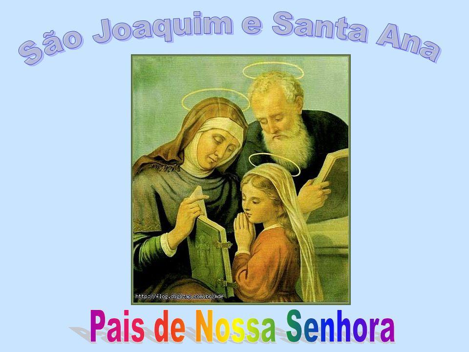 São Joaquim e Santa Ana Pais de Nossa Senhora
