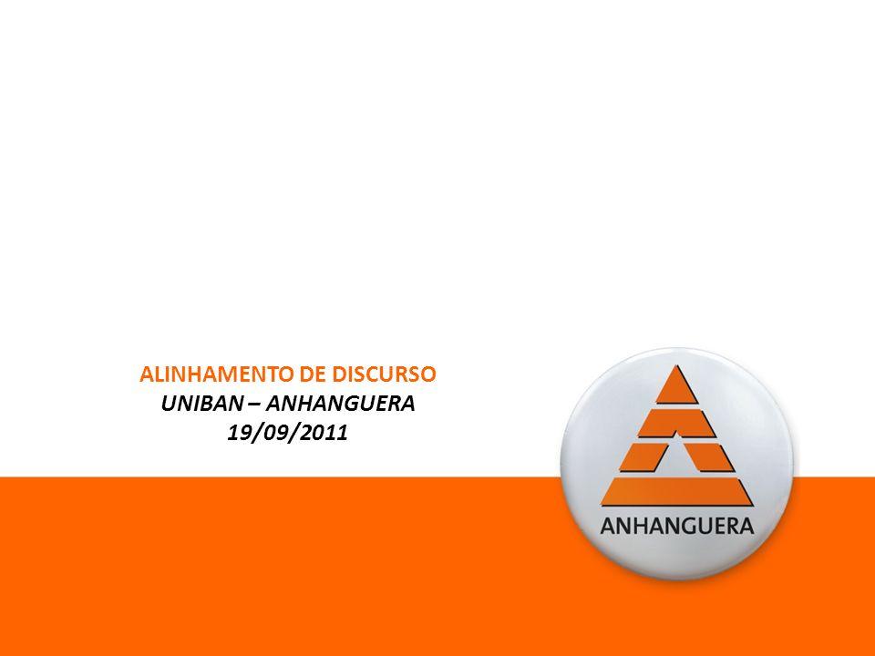 ALINHAMENTO DE DISCURSO