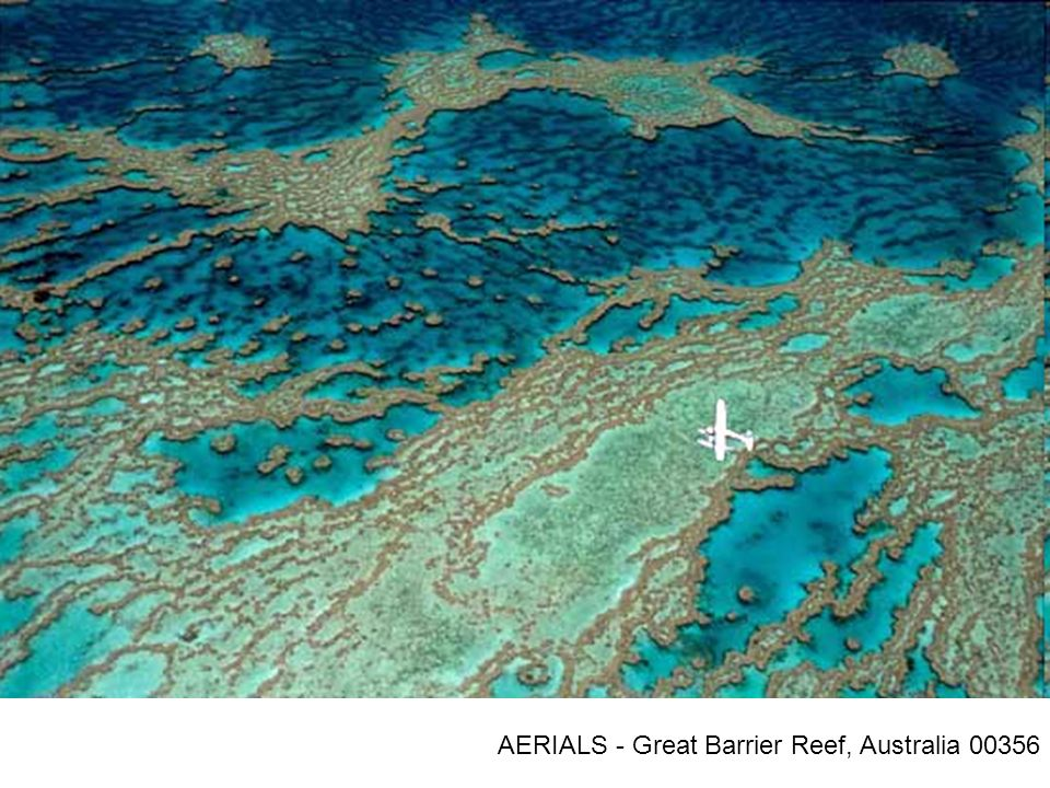AERIALS - Great Barrier Reef, Australia 00356
