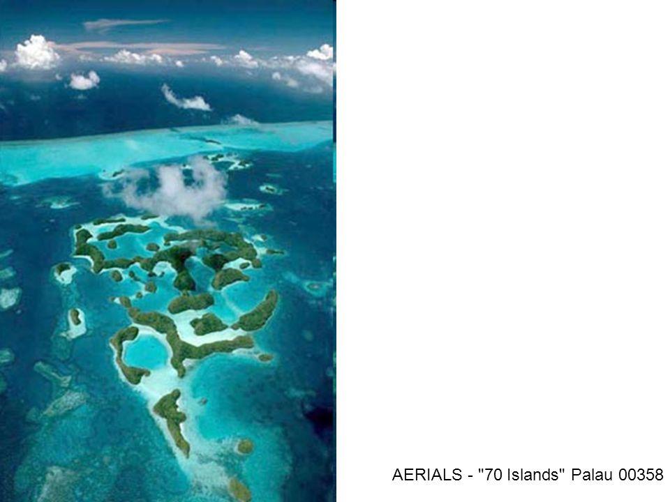 AERIALS - 70 Islands Palau 00358