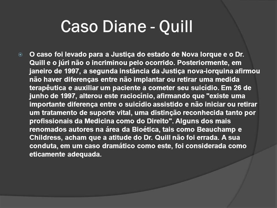 Caso Diane - Quill