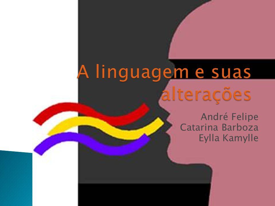 A linguagem e suas alterações