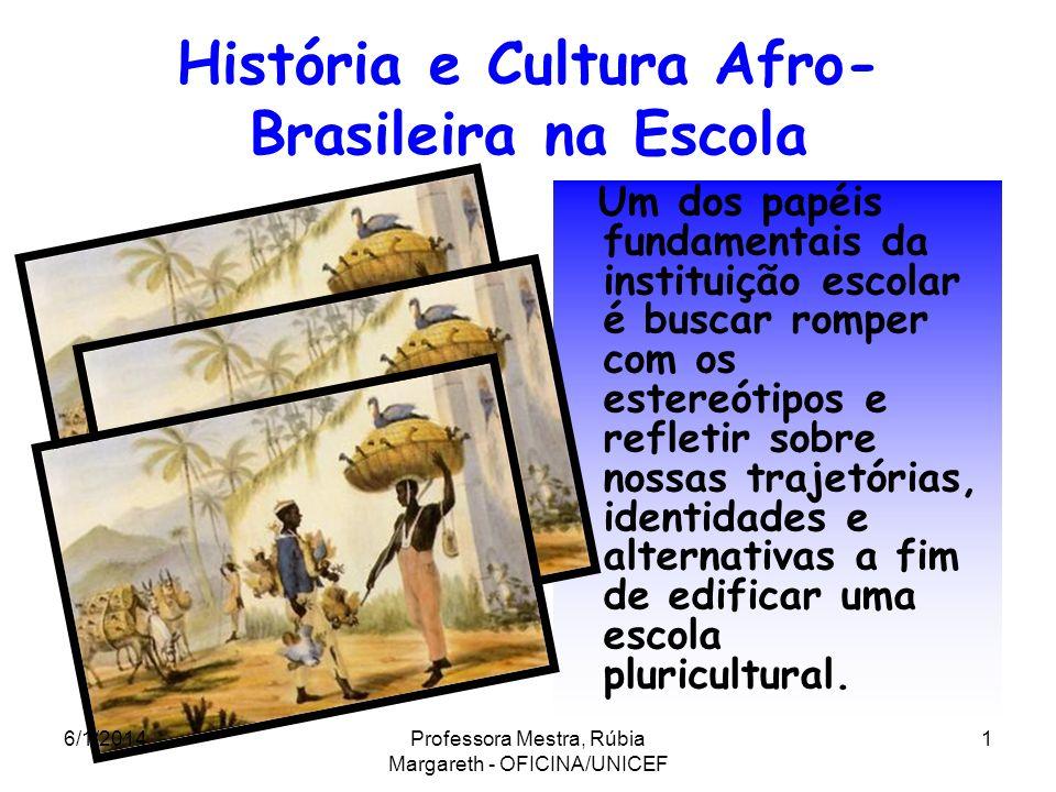 História e Cultura Afro-Brasileira na Escola