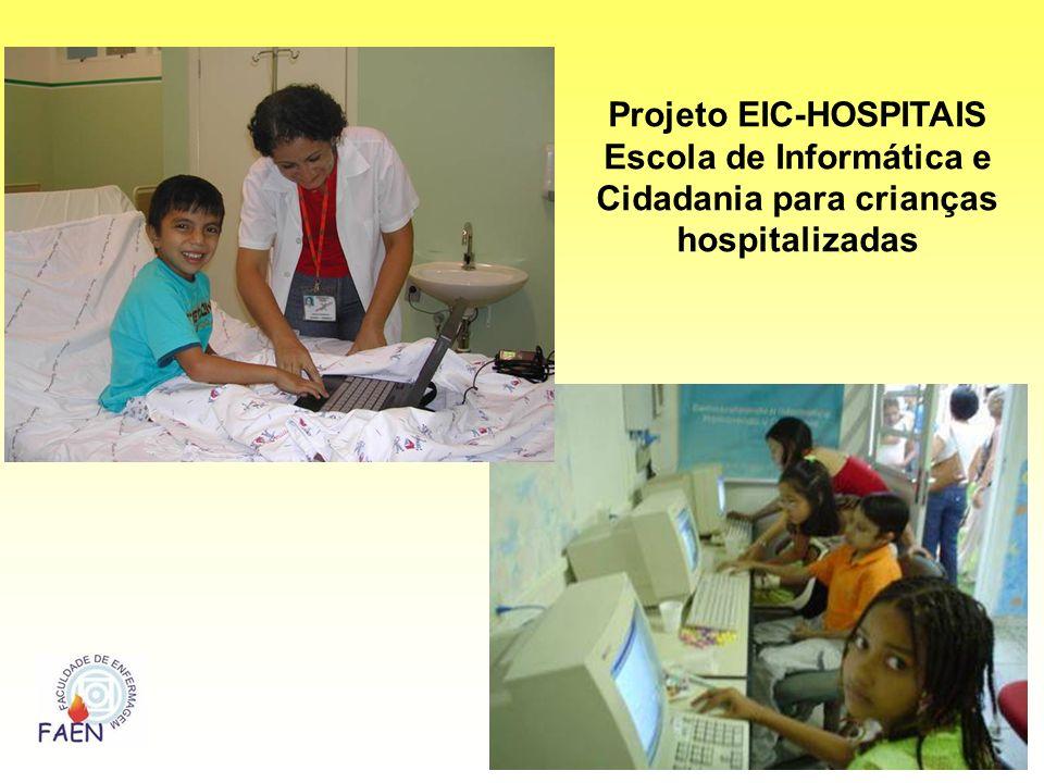 Projeto EIC-HOSPITAIS