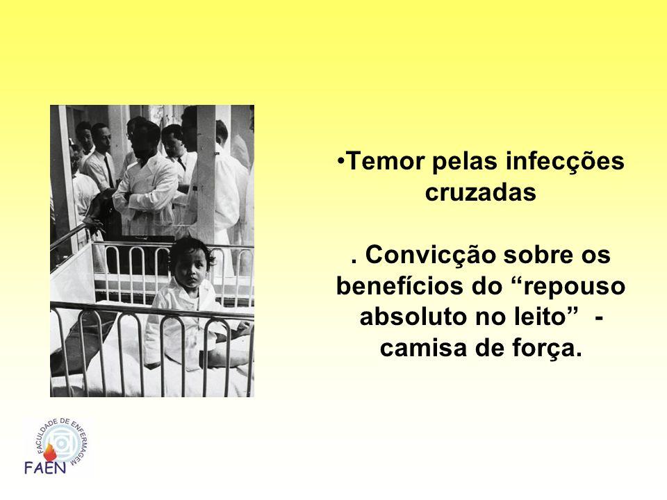 Temor pelas infecções cruzadas