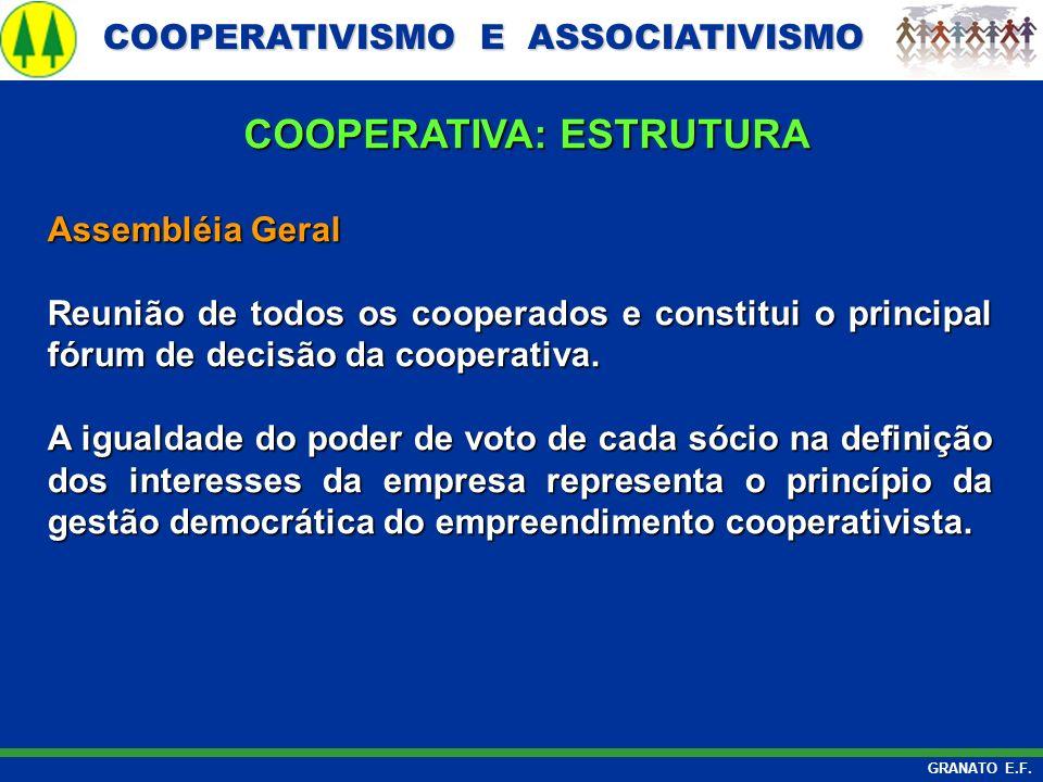 COOPERATIVA: ESTRUTURA