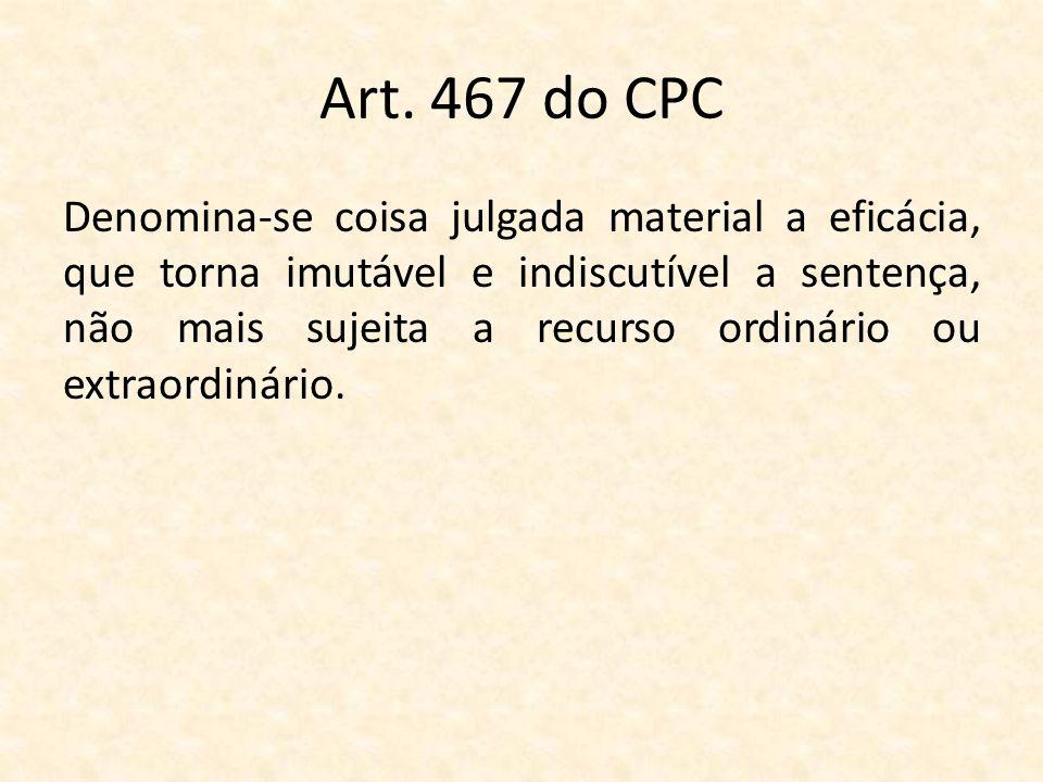 Art. 467 do CPC