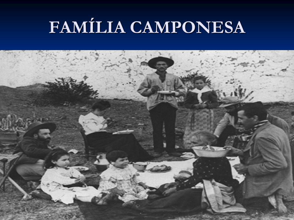FAMÍLIA CAMPONESA