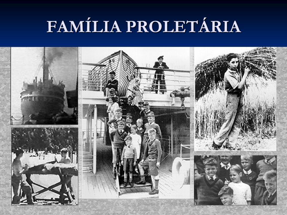 FAMÍLIA PROLETÁRIA