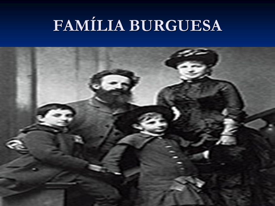 FAMÍLIA BURGUESA