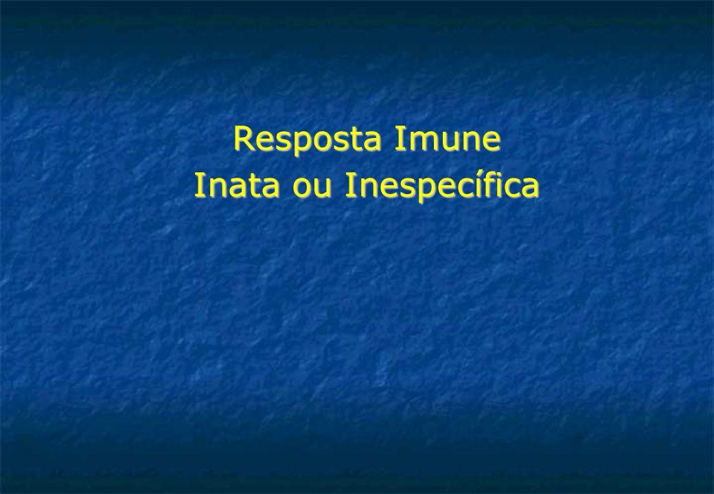 Resposta Imune Inata ou Inespecífica