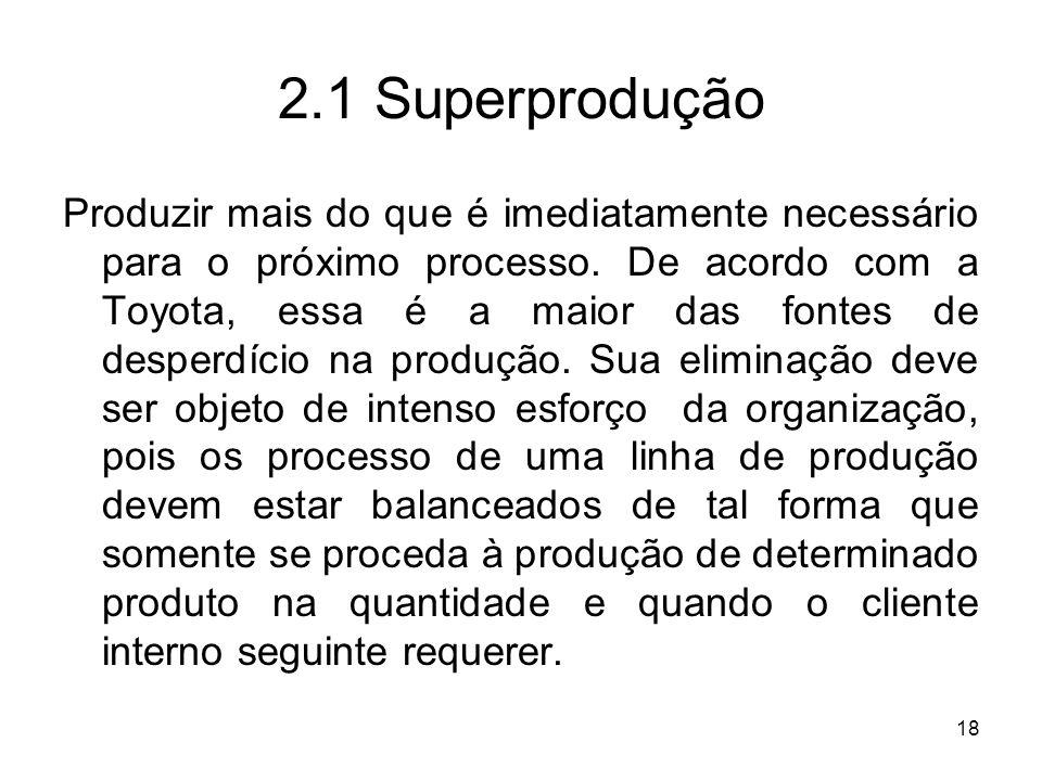 2.1 Superprodução