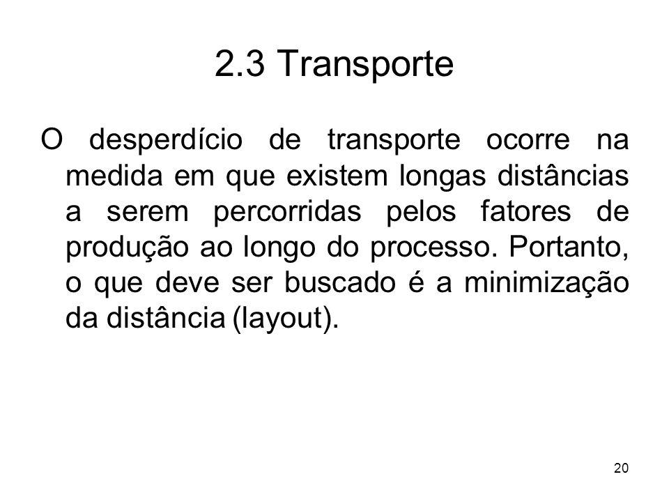 2.3 Transporte