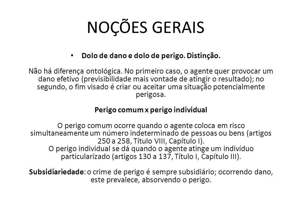 NOÇÕES GERAIS