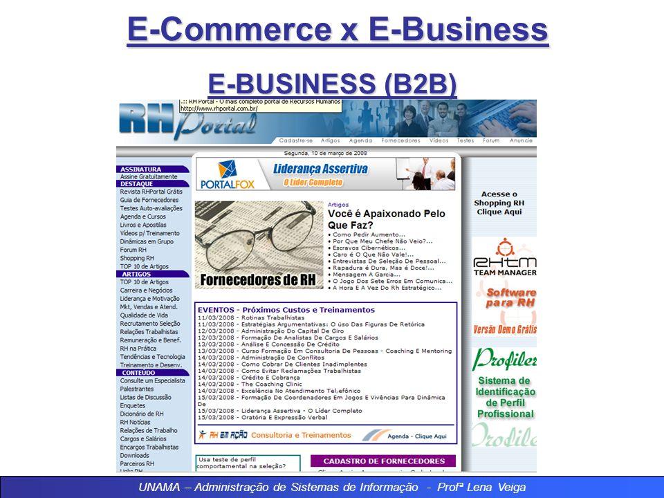 E-Commerce x E-Business