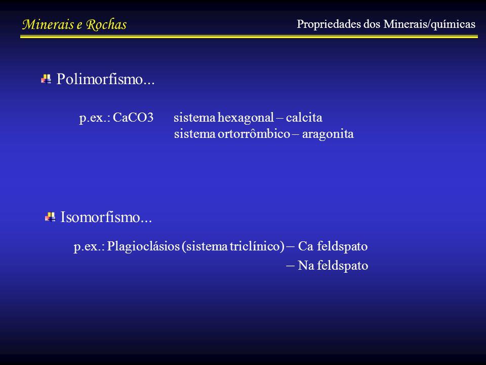 Polimorfismo... Isomorfismo...