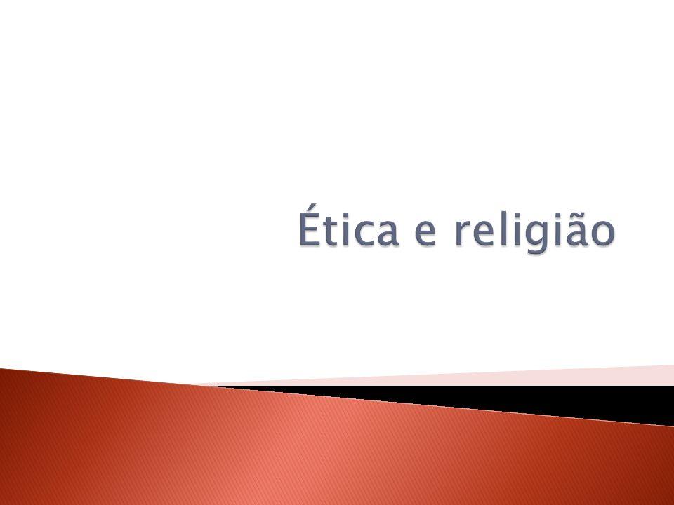 Ética e religião