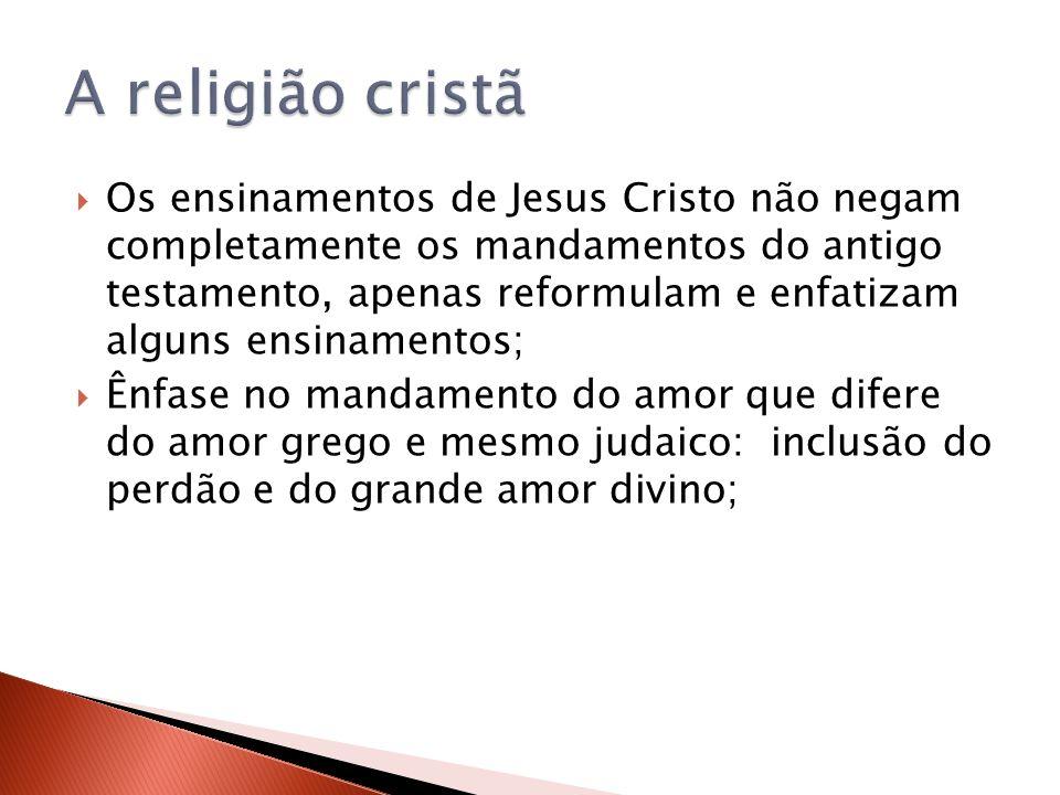 A religião cristã