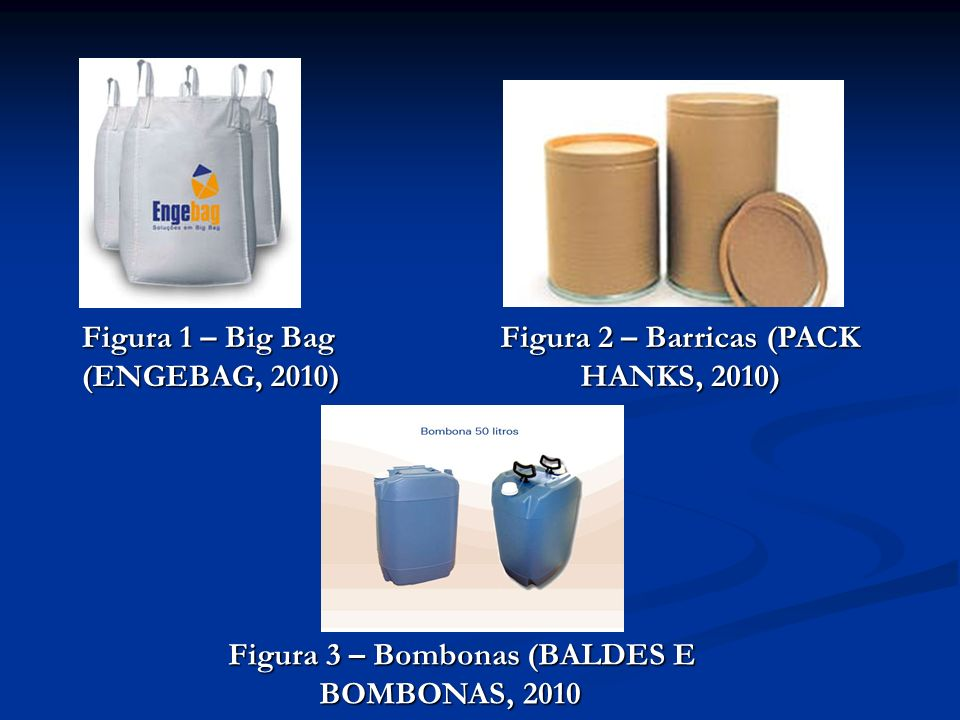 Figura 1 – Big Bag (ENGEBAG, 2010)