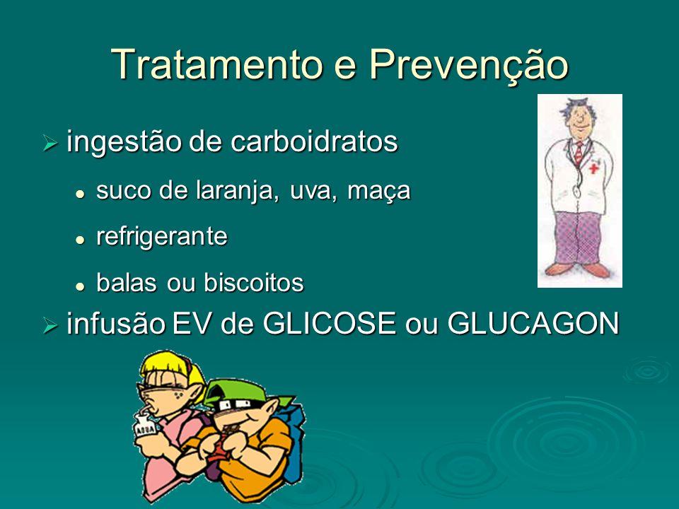 Tratamento e Prevenção