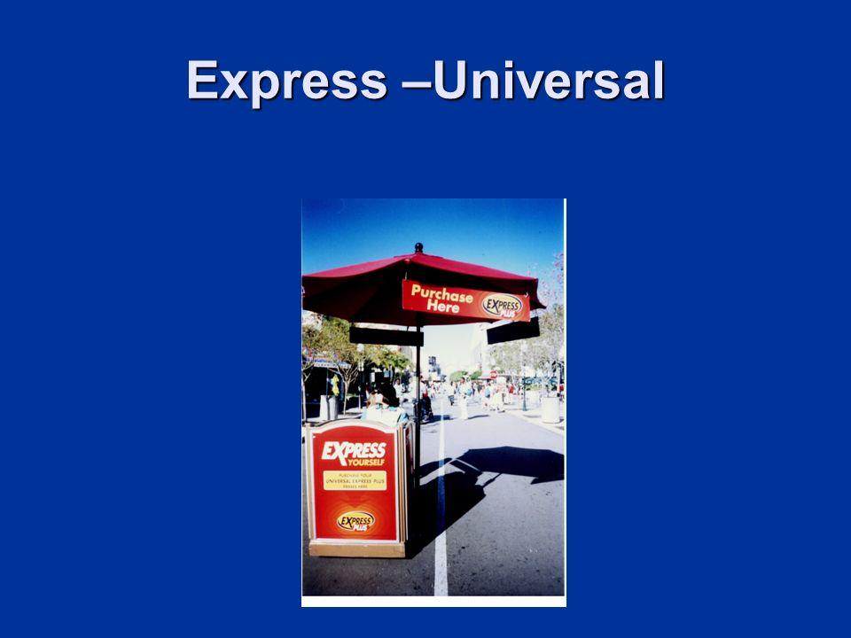 Express –Universal