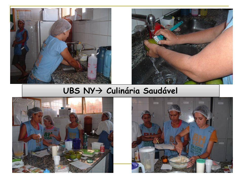 UBS NY Culinária Saudável