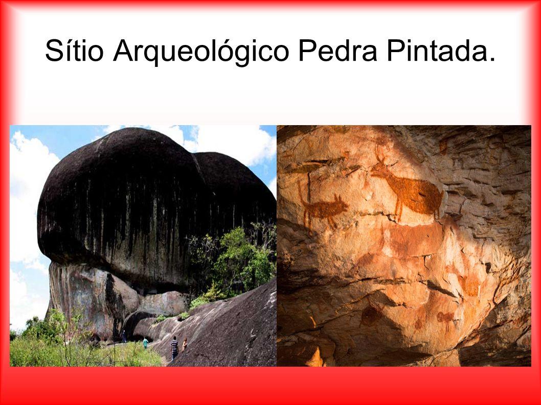 Ppt Carregar: Sítio Arqueológico Pedra Pintada.