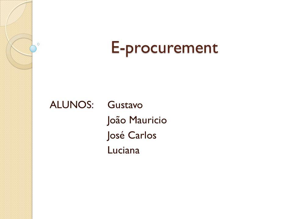 ALUNOS: Gustavo João Mauricio José Carlos Luciana