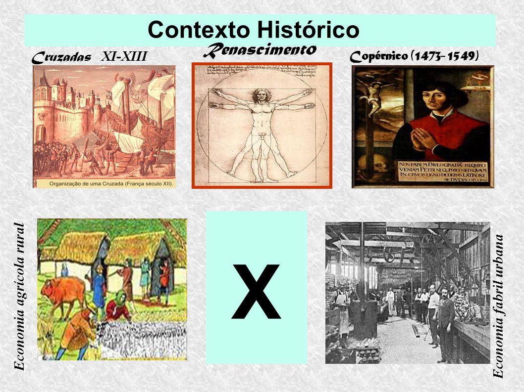 X Contexto Histórico Renascimento Cruzadas XI-XIII