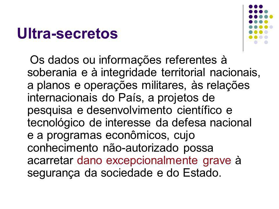 Ultra-secretos