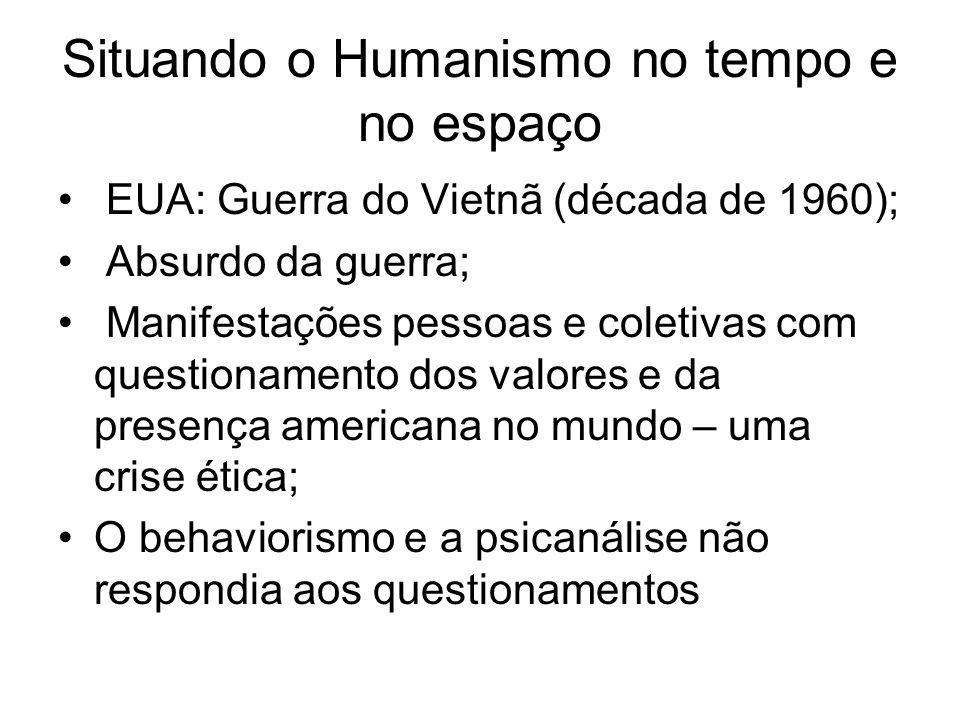 Situando o Humanismo no tempo e no espaço
