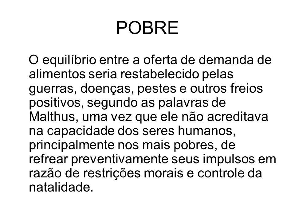 POBRE