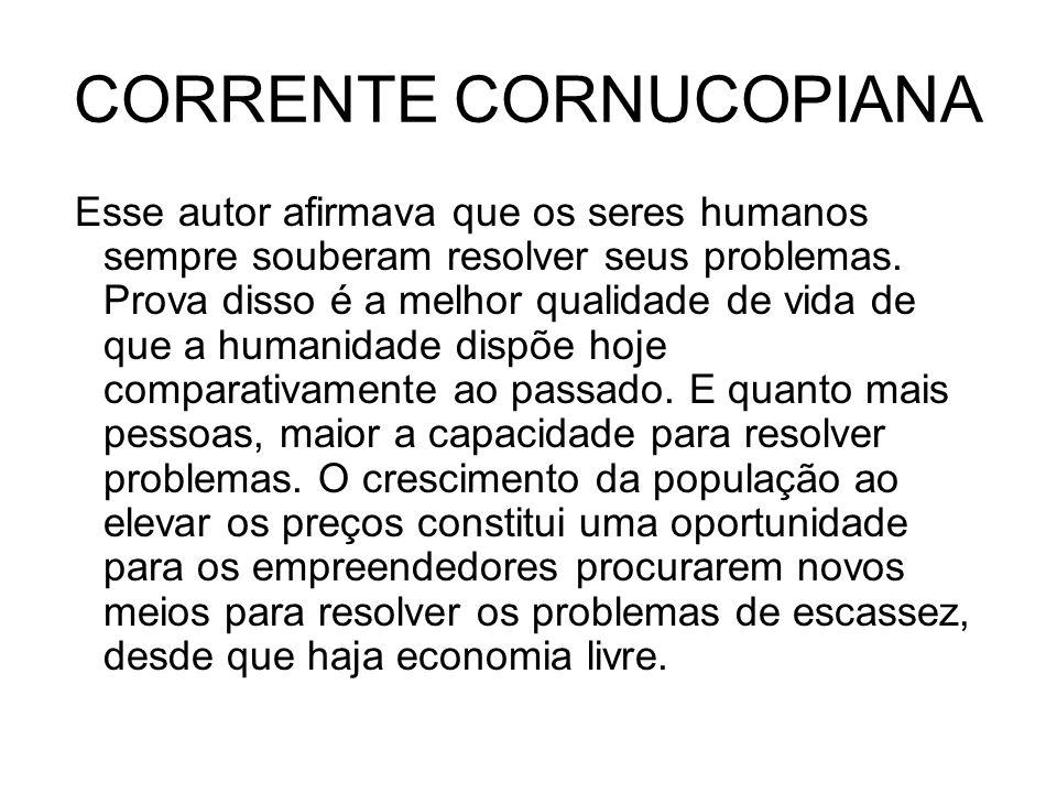 CORRENTE CORNUCOPIANA