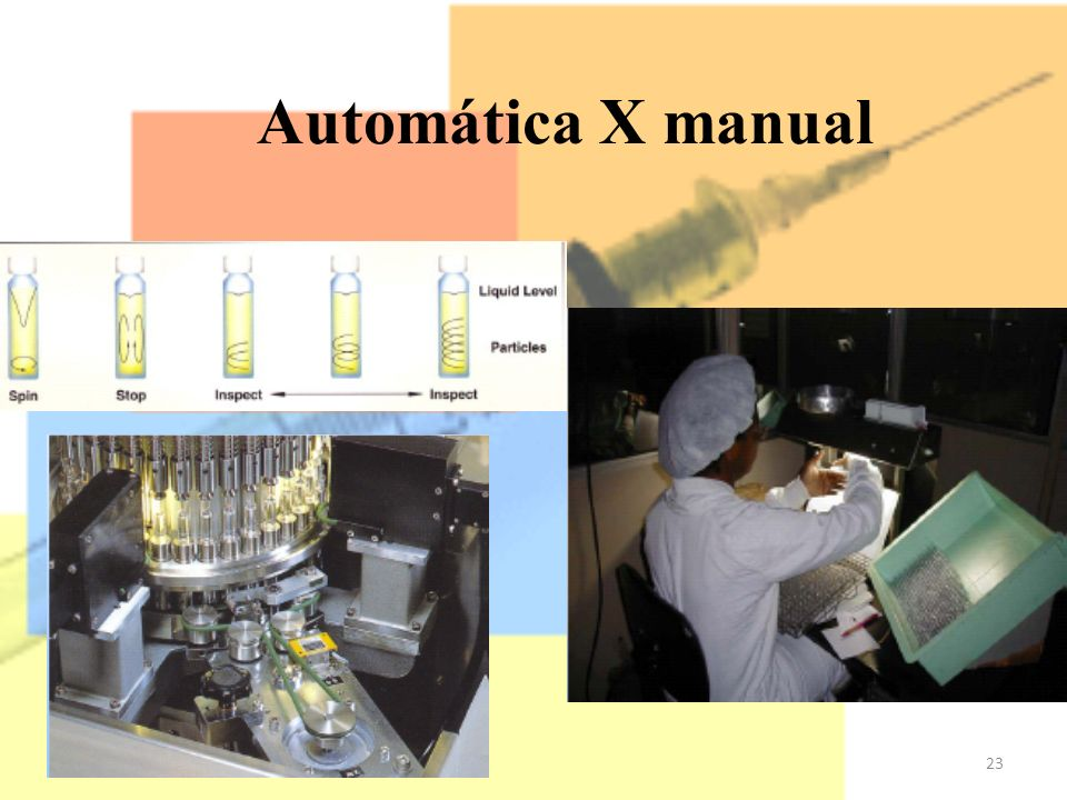 Automática X manual